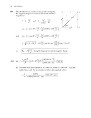 8_Ch 15 College Physics ProblemCH15 Electric Forces and Electric Fields