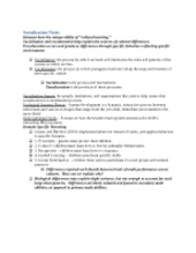 AFAM 2150-Socialization Notes
