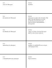 NREMT Advanced drug cards - Term Definition Albuterol class