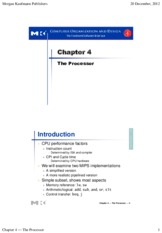 Chapter 4 The Processor - 1.pdf