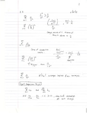 RV Notes For Calculus - Nov 15