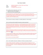 M1A3 Evaluating Scientific Messages Part2 example.docx