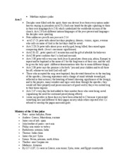 RLG 203 EXAM PREP STUDY NOTES WHOLE COURSE PG.3