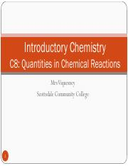 C130 C 8 - Quantities in Chemcal Reactions.pdf