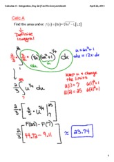 Integration,_Day_22_(Test_Review)