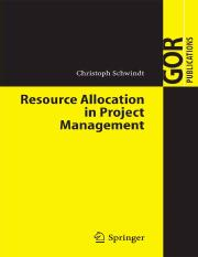 [Christoph_Schwindt]_Resource_Allocation_in_Projec(BookFi)