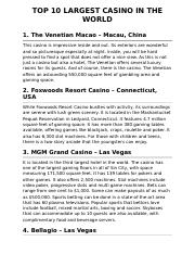 TOP 10 LARGEST CASINO IN THE WORLD.docx