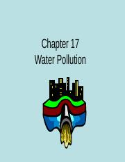 Ch17WaterPollution2008-9