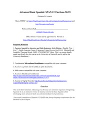 Advanced Basic Spanish III_SPAN 123_50__4148_Syllabus(2)