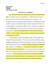 Essay Writing Format For High School Students  Pages Ryans Essay Revised English 101 Essay also Essay In English Literature My Theme For English B  I Am Not A Bad Person For Feeling Like  Science Essays Topics