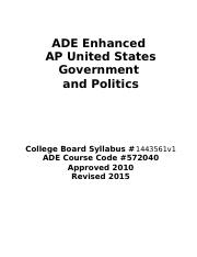 ADE_Enhanced_AP_US_Government_and_Politics_Syllabus