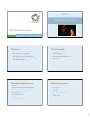 teaching powerpoint 6 up
