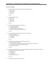 Chapter 10 Solutions