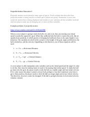 Projectile Motion Discussion 3.docx