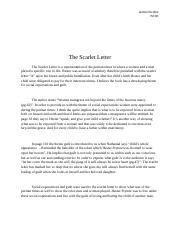 The Scarlet Letter.docx