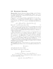 Lecture 17 - Recurrence theorems