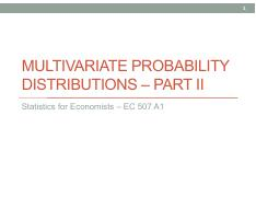 8. Multivariable probability distribution II.pdf