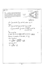 Review Problems (Chapter #9)