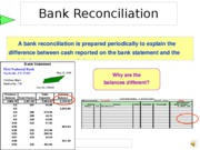 Week 5 Bank Reconciliation