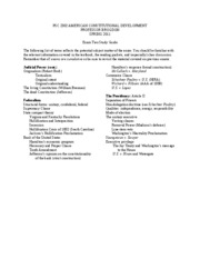 PSC 2302 - S11 - Exam 2 Study Guide-1