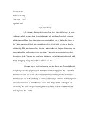 Cheese essay