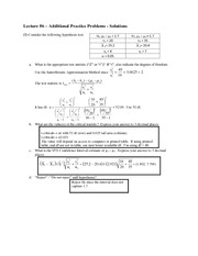 Lecture6PracticeProblemSolutions
