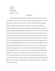 seneca english assessment essay topics