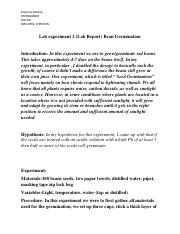 Lab Report experiment 2  BIOLOGY.pdf