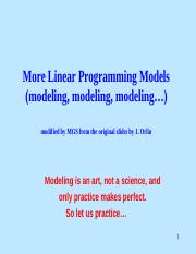 3 More modeling.ppt