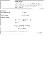 vector mechanics for eng dynamics 7thed chap13 soln