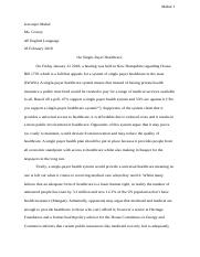 Final draft argument essay.docx