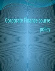 CF  - Corporate_Finance_course_policy