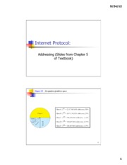 lecture3-IP-addressing