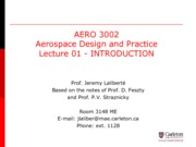 AERO 3002 2014-Lecture 01-Introduction-17Dec13