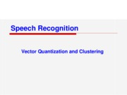 Ch5-Vector_Quantization&Clustering