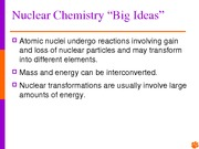 Chap2 . Nuclear Chemistry Olt(1)