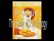 1 - prologue - the story of psychology