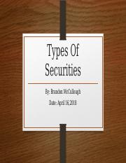 Types Of Securities.pptx