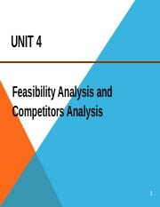 English Unit 4 Feasibility  Competition Analysis 290816.pptx
