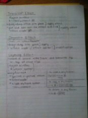 film1 Class Notes