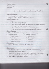 criminology notes 2