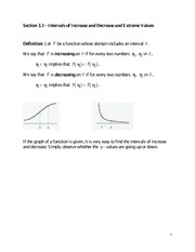 Lecture 17 on Precalculus