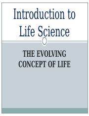 LECTURE-1-The-Evolving-Concept-of-Life.ppt
