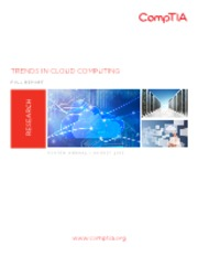 Report -4th Annual Trends in Cloud Computing -Full Report