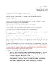 Business Law Assignemtn #3.docx