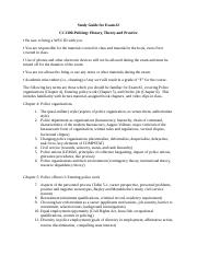 Study Guide for Exam#2_CJ2300_Weber.docx