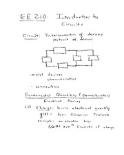 EE 210 - LECTURE 01 - (09-03-08)