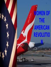 Copy of Women of the Revolution.pptx
