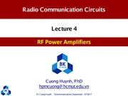 Lecture_4_RF_Power_Amplifiers