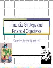 Module 1   chap 2Financial startegy and financial planning chap2.ppt